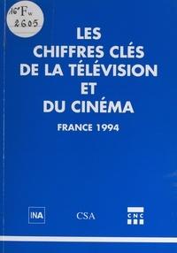 Centre national du cinéma et d et  Conseil supérieur de l'audiovi - Les chiffres clés de la télévision et du cinéma, France 1994.