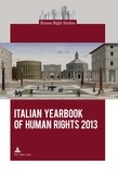 Centre on Interdepartmental - Italian Yearbook of Human Rights 2013.