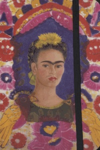 Centre Pompidou - Moyen Carnet The Frame de Frida Kahlo.