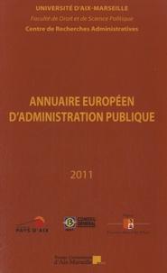 Centre recherches admin - Annuaire européen d'administration publique - Tome 34, Villes et agglomérations.
