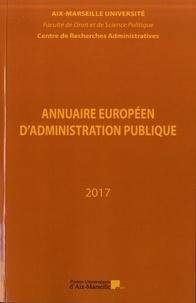 Centre recherches admin - Annuaire européen d'administration publique - Tome 40, Citoyen - administration, 40 ans d'évolutions.