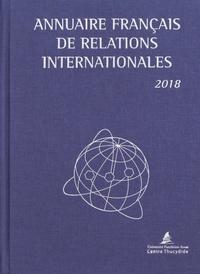 Centre Thucydide - Annuaire français de relations internationales - Volume 19.