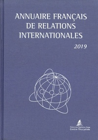 Centre Thucydide - Annuaire français de relations internationales - Volume 20.