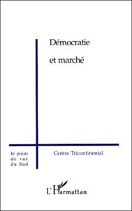 Centre tricontinental - Démocratie et marché.