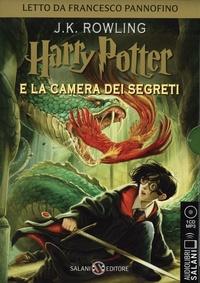 J.K. Rowling - Harry Potter e la camera dei segreti. 1 CD audio MP3