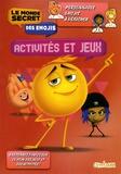Centum Books - Le monde secret des Emojis Activités et jeux.