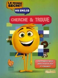Centum Books - Le monde secret des emojis : cherche et trouve.