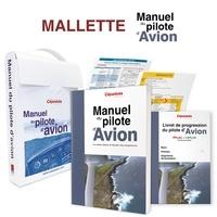 Cépaduès - Mallette du Manuel du pilote d'avion - Formation initiale et maintien des compétences.