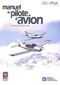 Cépaduès - Manuel du pilote d'avion - Licence de pilote privé.