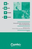 Florence Cloppet et Jean-Marc Petit - Revue des Nouvelles Technologies de l'Information E-5 : Extraction et gestion des connaissances : état et perspectives.