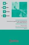 Gilbert Ritschard et Chabane Djeraba - Revue des Nouvelles Technologies de l'Information E-6 : Extraction et gestion des connaissances EFC'2006 - 2 volumes.