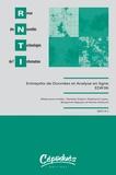 Daniela Grigori et Stéphane Lopes - Revue des Nouvelles Technologies de l'Information  : Entrepôts de données et Analyse en ligne - EDA'06.