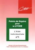 CEPEC Lyon - L'Aide individualisée n° 1.