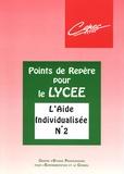 CEPEC Lyon - L'Aide individualisée n° 2.