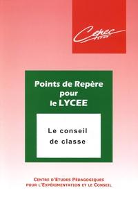 CEPEC Lyon - Le conseil de classe.