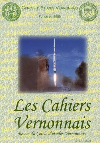Jean Pouëssel - Les cahiers vernonnais N° 38/2016 : .