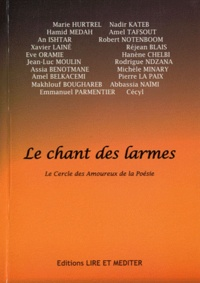 Cercle des amoureux de poésie - Le chant des larmes.