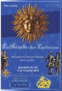 Laurent Tonnel - La Révolte des Lustucrus. 1 DVD