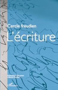 Lécriture - Colloque du Cercle freudien Paris, les 1er, 2 et 3 octobre 2010.pdf