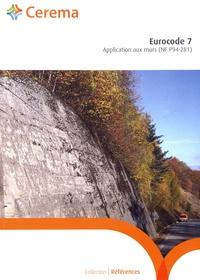 Cerema - Eurocode 7 - Application aux murs (NF P94-281).