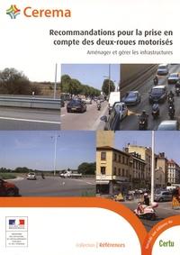 Recommandations pour la prise en compte des deux-roues motorisés - Aménager et gérer les infrastructures.pdf