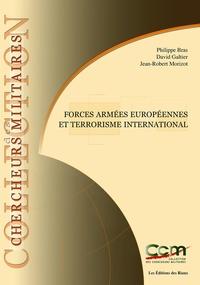 CEREMS - Forces armées européennes et terrorisme international.