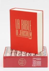 Cerf - Bible de Jérusalem.