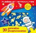 Cerf-Volant - Fusées et astronautes.