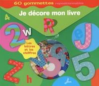 Cerf-Volant - Les lettres et les chiffres - 60 gommettes repositionnables.