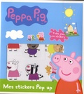 Cerf-Volant - Mes stickets pop'up Peppa Pig.