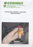 Brigitte Autran et Claude Vilain - Immunologie cellulaire : approches expérimentales. 1 DVD