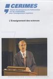 Jean-Jacques Duby - L'enseignement des sciences - DVD vidéo.