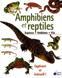 Cerise bleue - Amphibiens et reptiles - Espèces Habitats Moeurs.