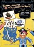 Cerise bleue - Bateaux pirates.
