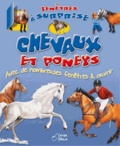 Cerise bleue - Chevaux et poneys - Avec de nombreuses fenêtres à ouvrir.