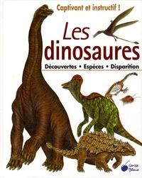 Les dinosaures - Découvertes Espèces Disparition.pdf