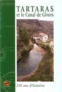 CERPI - Tartaras et le canal de Givors.