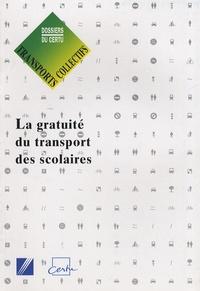 Deedr.fr La gratuité du transport des scolaires Image