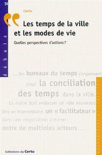 Histoiresdenlire.be Le temps de la ville et les modes de vie - Quelles perspectives d'action ? Image