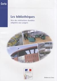 Accentsonline.fr Les bibliothèques - Vers des réalisations durables adaptées aux usagers Image