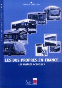 CERTU - Les bus propres en France, les filières actuelles - Rapport d'étude Predit.