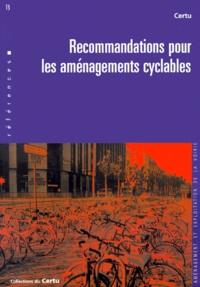 Feriasdhiver.fr Recommandations pour les aménagements cyclables Image