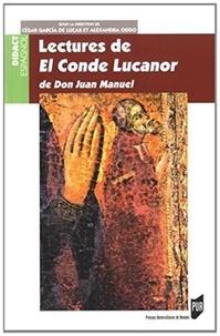 César Garcia de Lucas et Alexandra Oddo - Lectures de El Conde Lucanor de Don Juan Manuel.