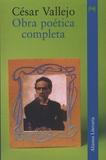 César Vallejo - Obra poética completa.