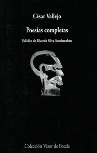 César Vallejo - Poesías completas.