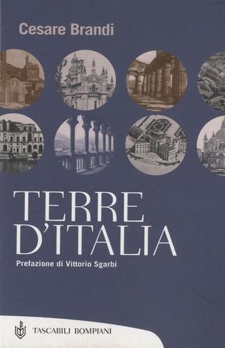 Cesare Brandi - Terre d'Italia.