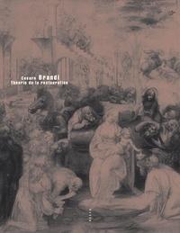 Cesare Brandi - Théorie de la restauration.