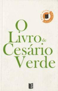 Cesario Verde - O livro de Cesario Verde.