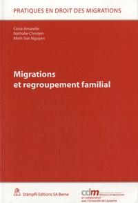 Cesla Amarelle et Nathalie Christen - Migrations et regroupement familial.