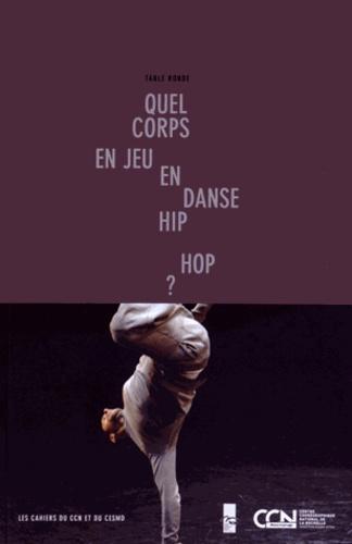 CESMD de Poitou-Charentes - Quel corps en jeu en danse hip hop ?.